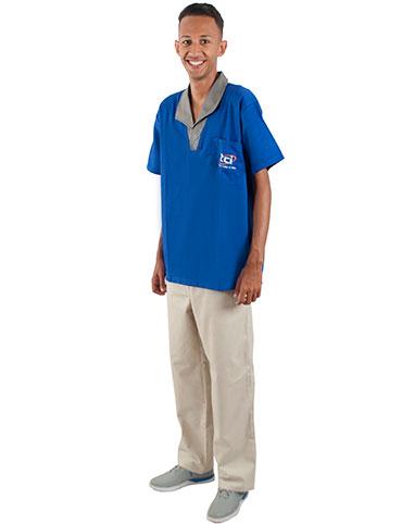Camisa Gola Italiana - TCI