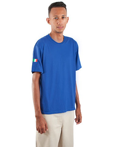 Camiseta Gola Careca - COLOROBBIA